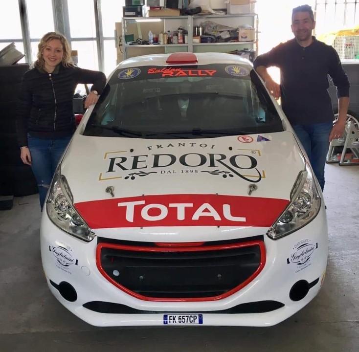 Delusione Aeffe Sportal 2° Rally della Valpolicella