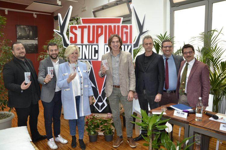 NICHELINO – Presentato lo Stupinigi Sonic Park 2019