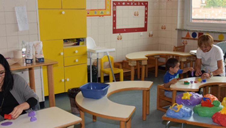 SANTENA – Porte aperte all'asilo nido comunale