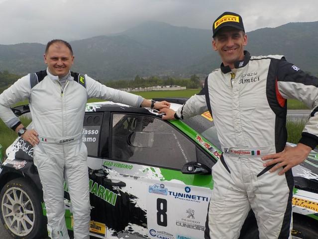 Patrick Gagliasso cerca il poker al 46° Rally Team '971
