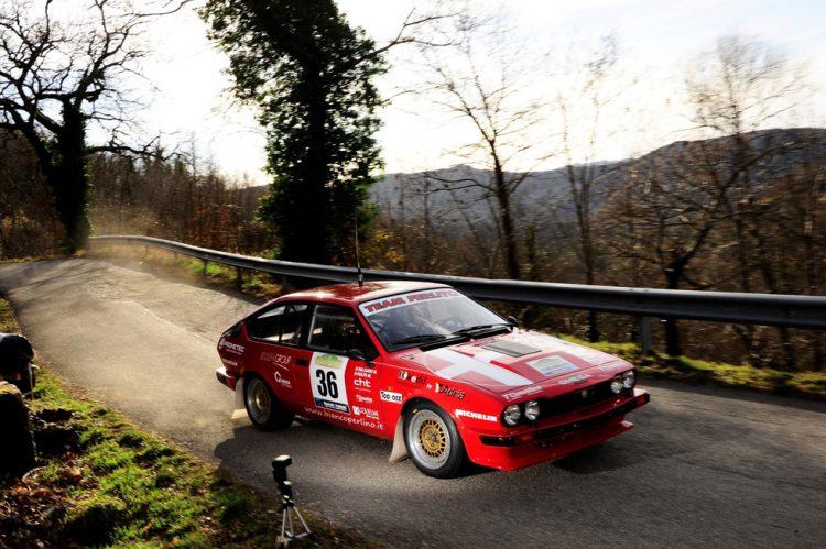 Michelin Historic Rally Cup, tappa obbligata al Campagnolo