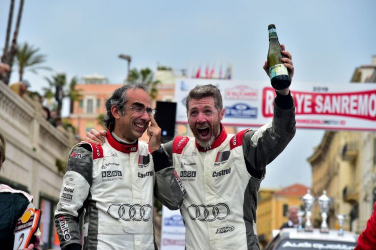 Winners Rally Team, dalle Alpi alle Madonie