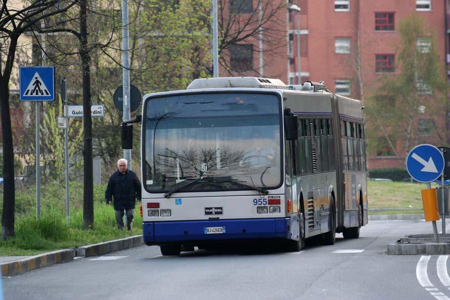 Gtt, bus ridotti ad agosto