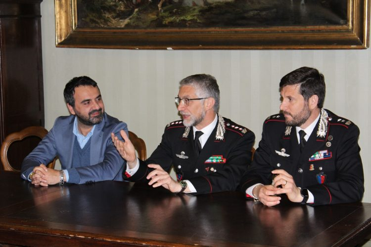 MONCALIERI – Il Castello riapre al pubblico: firmato il protocollo tra Comune e Arma