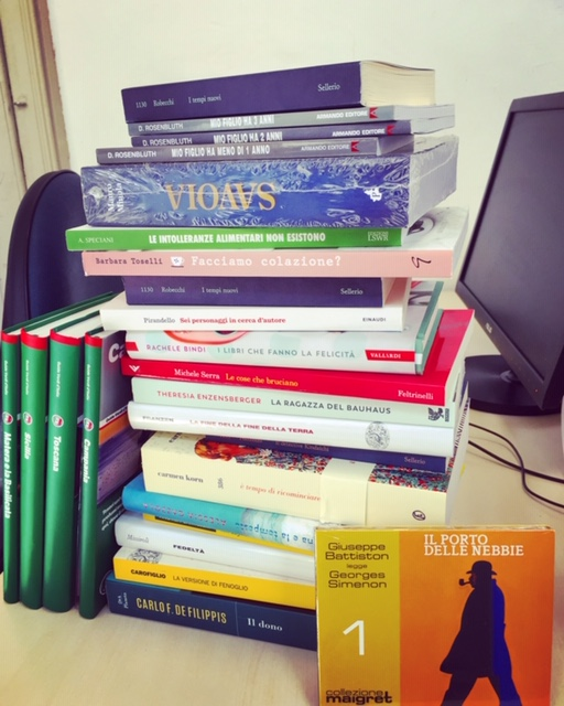PECETTO – Le novità di maggio in biblioteca
