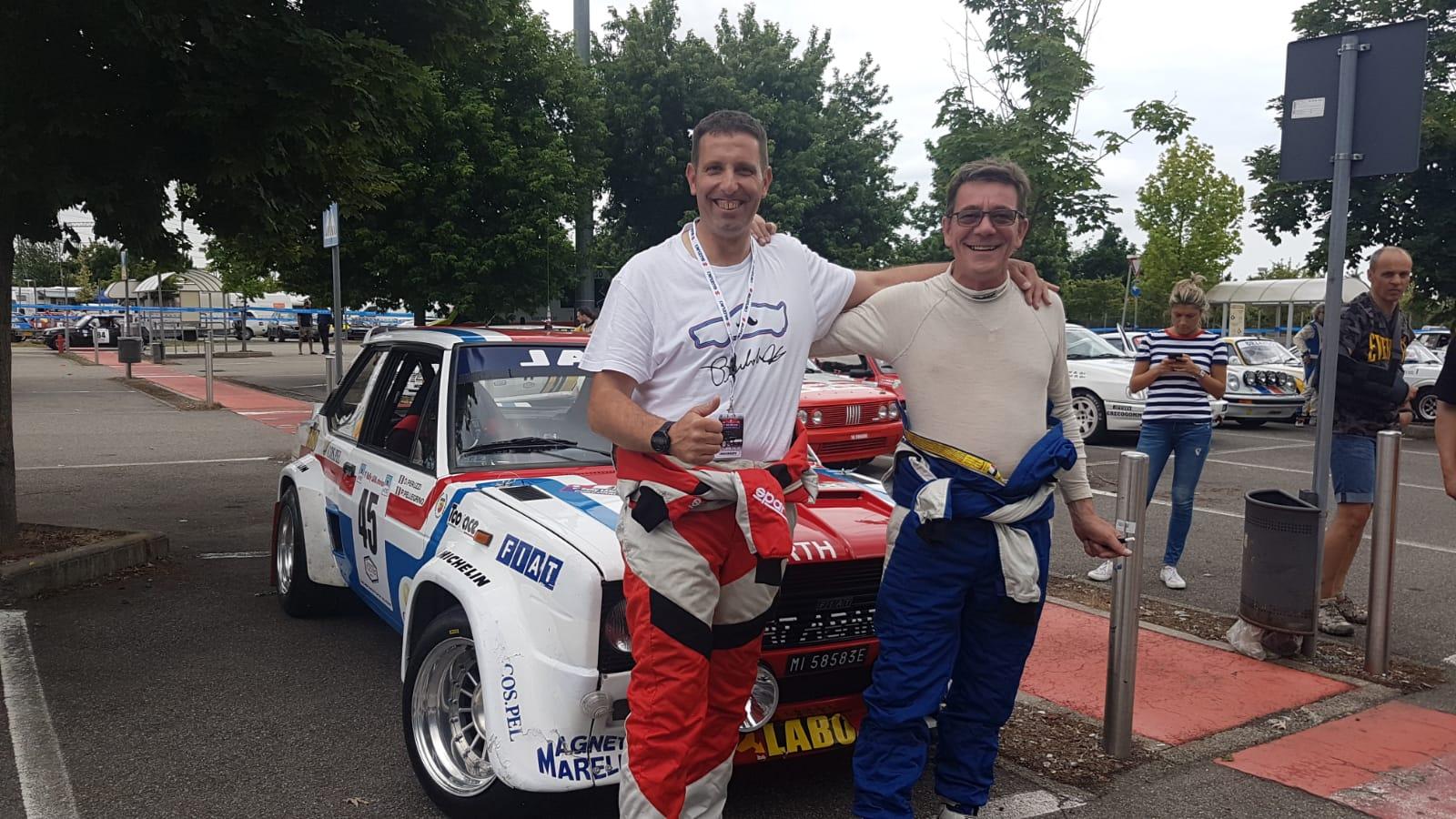 Rally – Rientro amaro per Pellegrino e Peruzzi