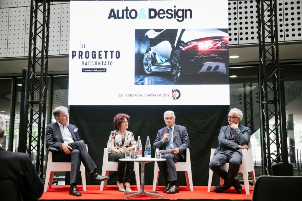 """Auto&Design-Il Progetto Raccontato: al MAUTO si celebrano i 40 anni della """"Bibbia del car design"""""""