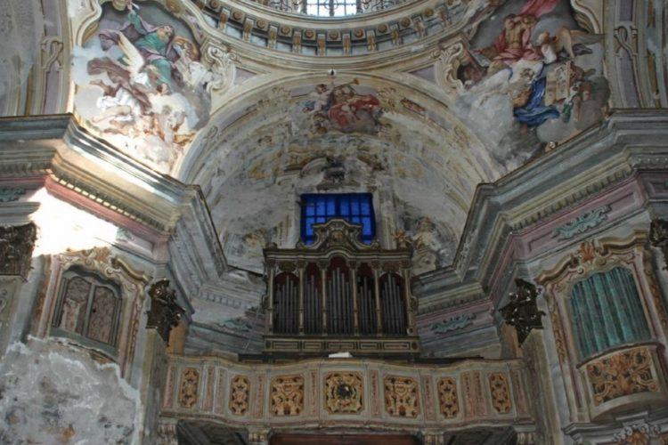 MONCALIERI – Via al restauro della chiesa SS nome di Gesù