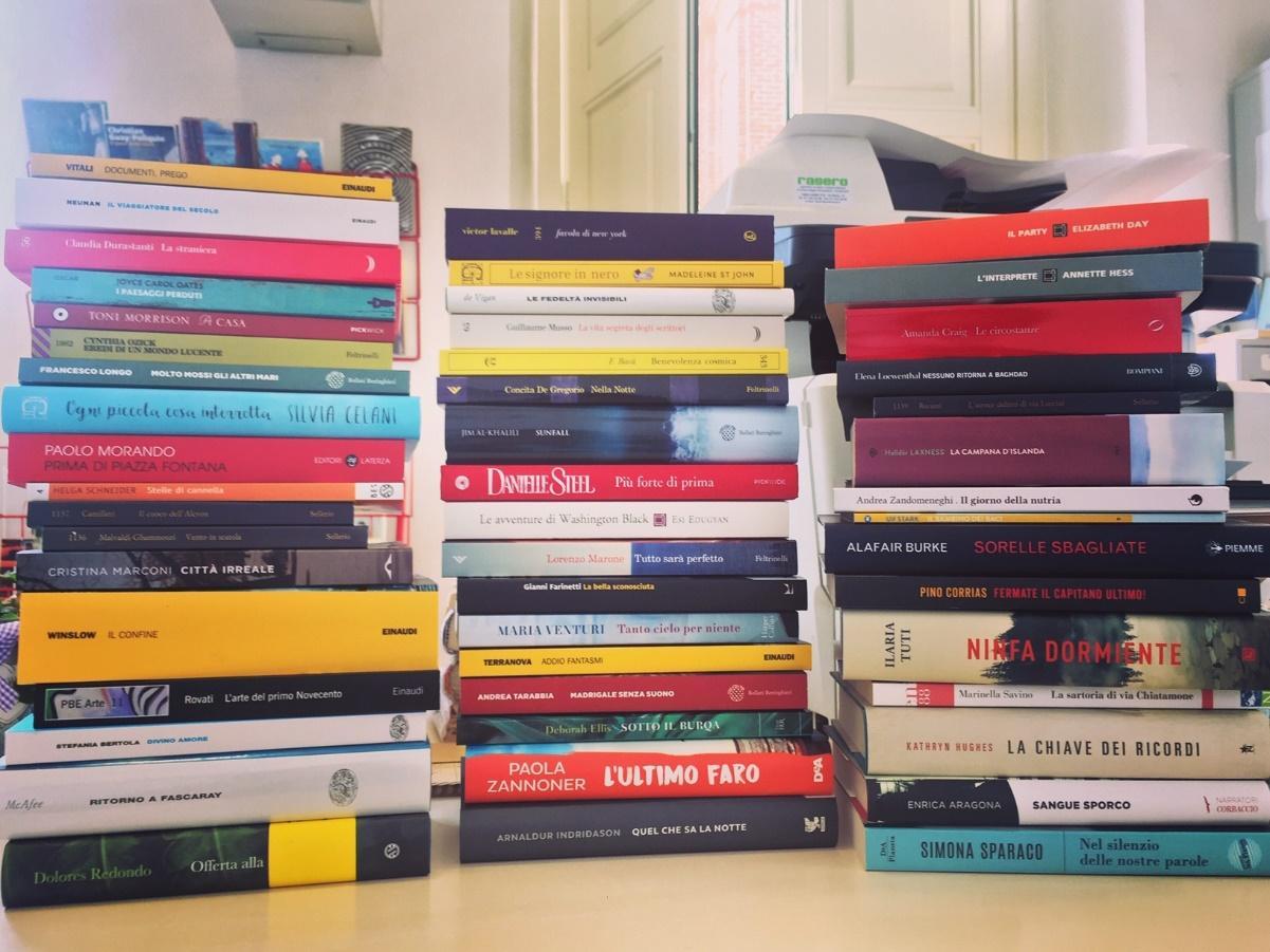 PECETTO – 50 nuovi titoli in biblioteca
