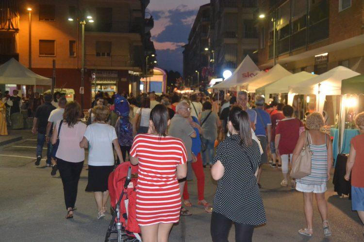NICHELINO – Notte bianca in via Juvarra