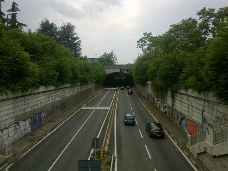 Sottopasso del Lingotto chiuso dal 6 luglio al 15 settembre