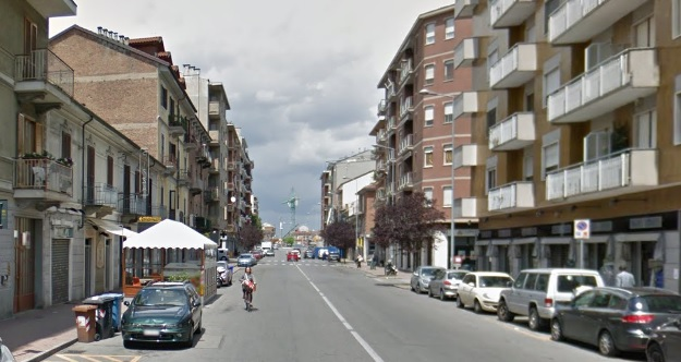 MONCALIERI – Lavori al teleriscaldamento in via Sestrere