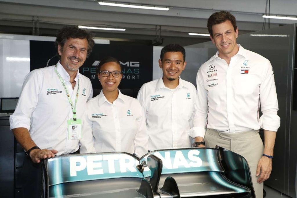 VILLASTELLONE – Petronas ricerca un trackside fluid engineer per la F1