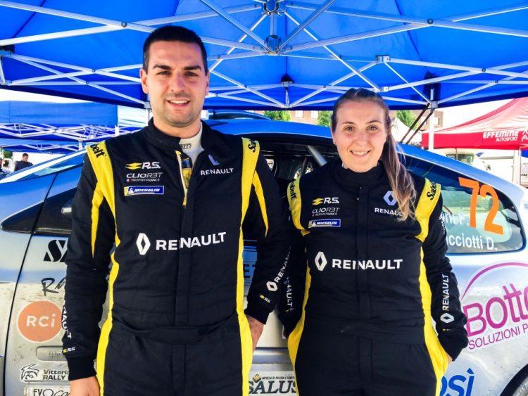 Rally – Nelle Langhe Federico Bottoni vince il titolo del Trofeo Clio R3 Top