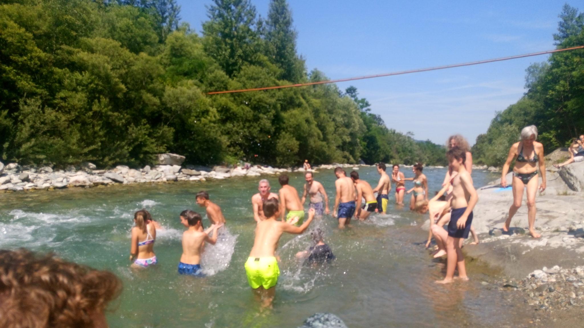 CARMAGNOLA – Giornata ecologica e si sport a San Michele