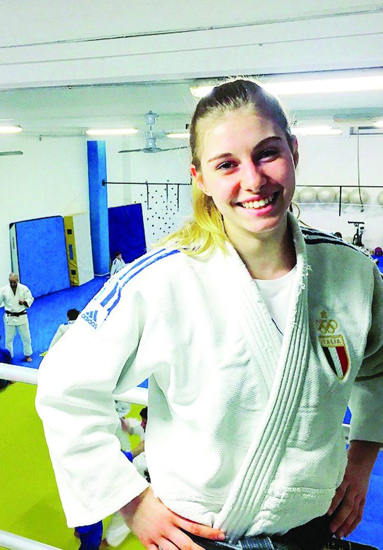 Judo: Trasferte importanti per Francesca Giorda