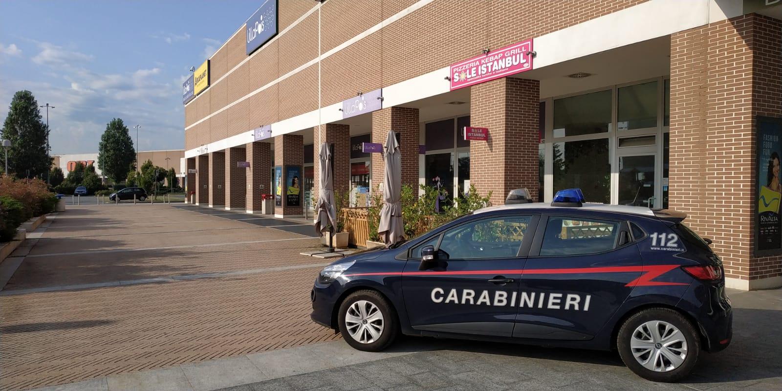 CRONACA – Un 33 enne di Nichelino arrestato a Rivalta per lesioni