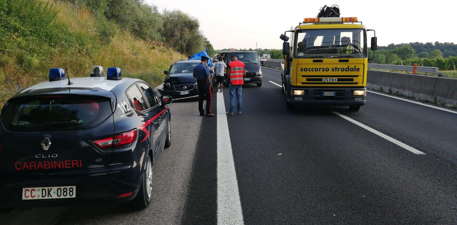 CRONACA – Falciati a bordo strada mentre erano in Veneto: morti due ragazzi del torinese