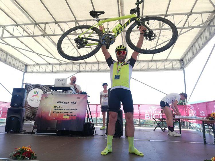 """MONCALIERI – Il """"superman"""" del ciclismo ci riprova in Austria"""