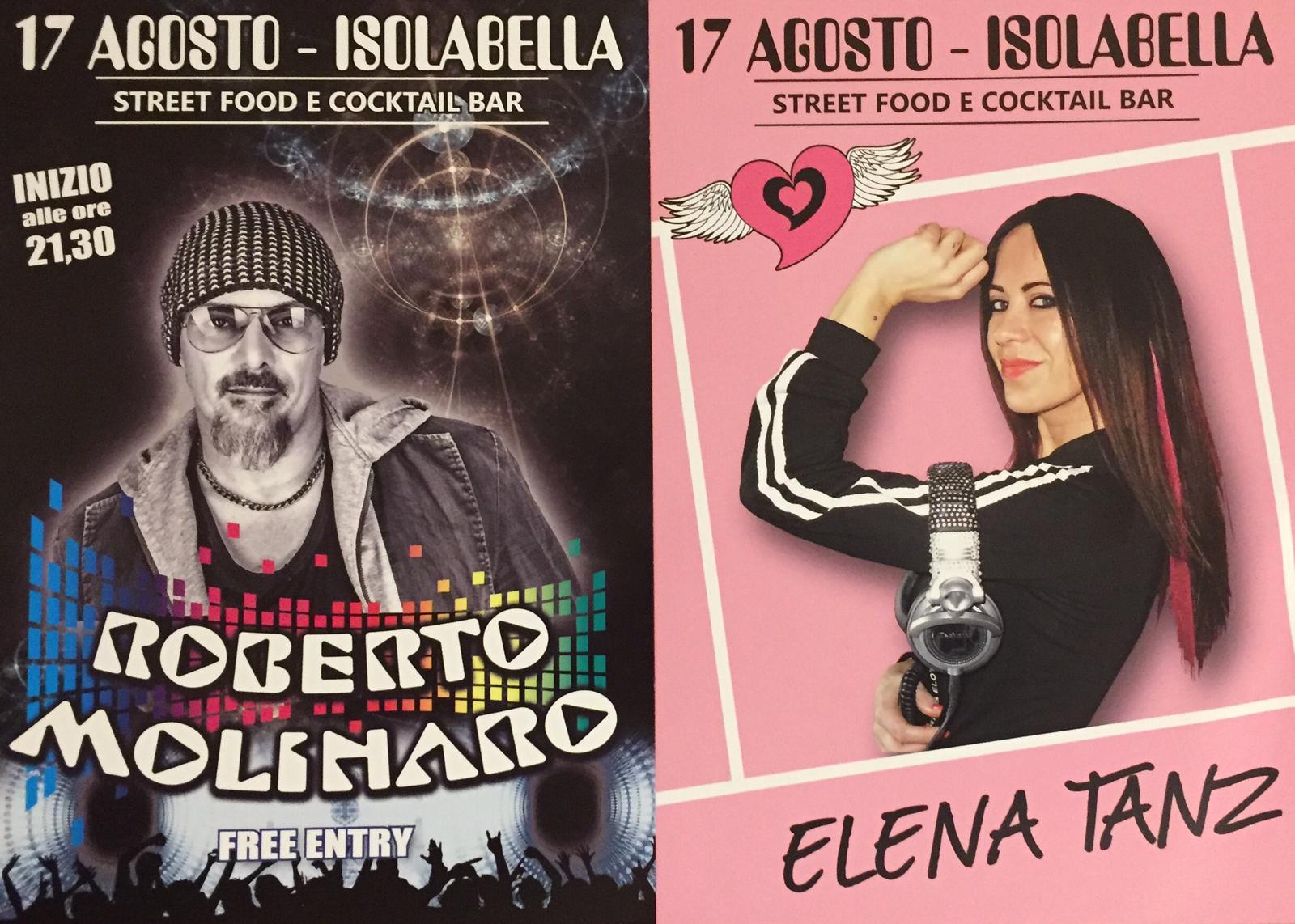 Isolabella Molinaro e Tanz aprono la festa patronale