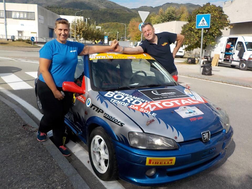 Rally – Cristina Carena, torna sul Col del Lys