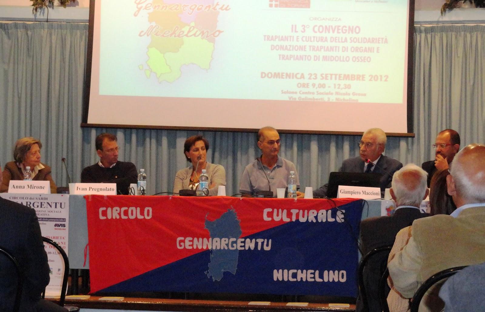 NICHELINO – Incontro culturale con la Sardegna storica