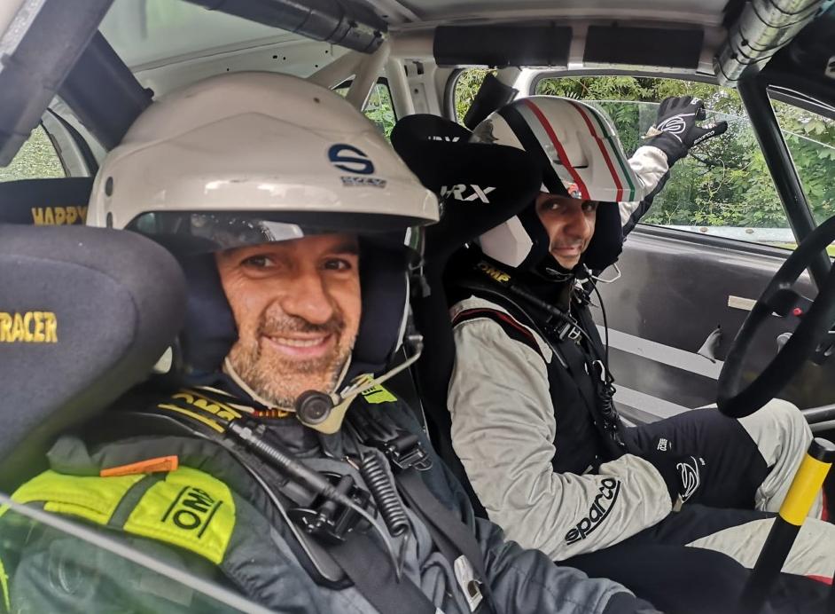 34° Rally Città di Torino, il settebello DueGi Sport all'assalto del Lys