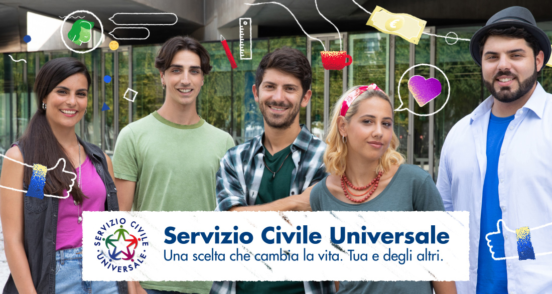 CARMAGNOLA – Servizio civile nel settore sport ambiente e cultura