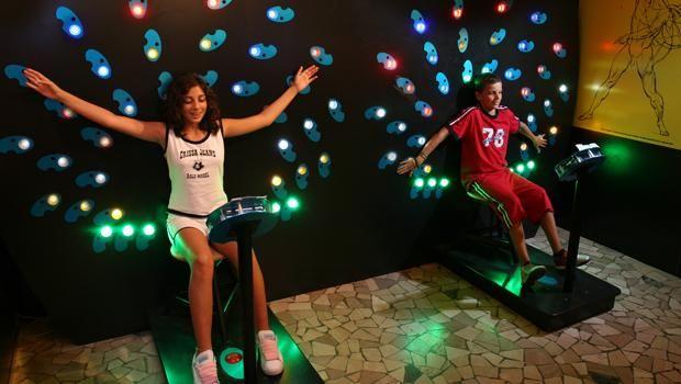 CARMAGNOLA – Mostra di Experimenta sul tema della scienza e sport