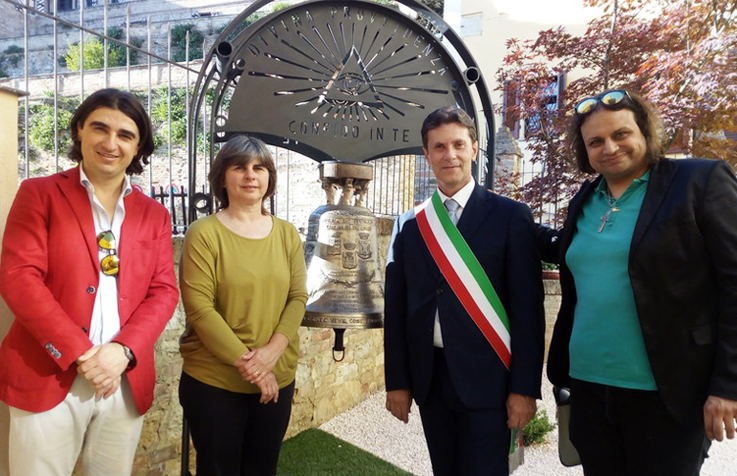 Montiglio Monferrato, Cittadinanza Onoraria per Maurizio Scandurra e Roberto Gasparro