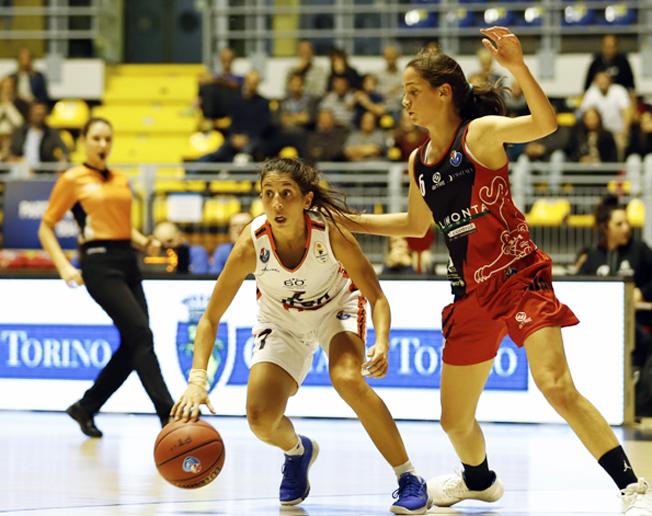 Basket Femminile A1, l'Iren Fixi in rimonta centra i primi due punti con Costa Masnaga