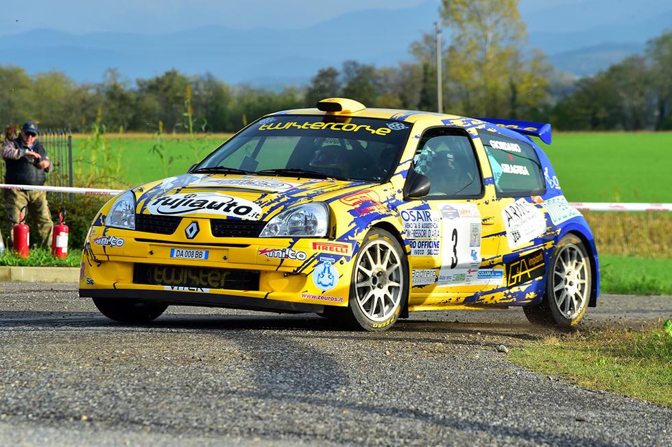 5° Rally del Piemonte, Mondovì al centro