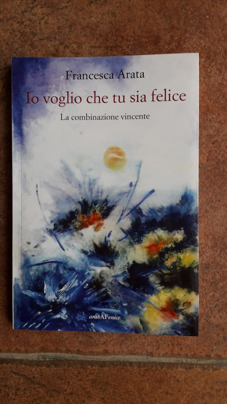 CARMAGNOLA – La «ricetta per la felicità» nel nuovo libro di Francesca Arata