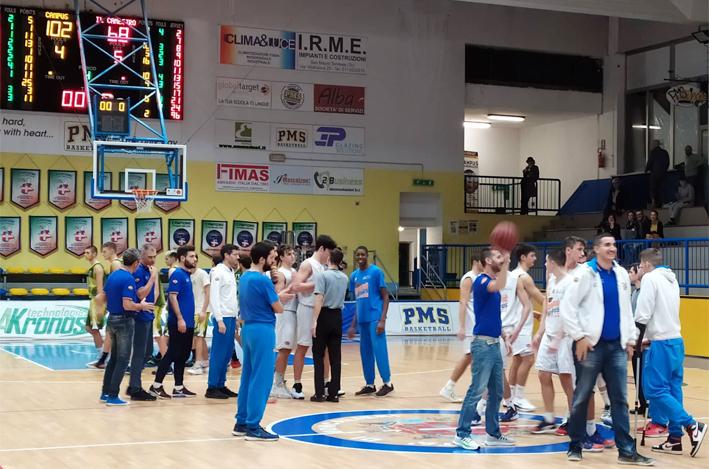 Serie C Gold, la Novipiù Campus Piemonte cala il «centello» con Il Canestro
