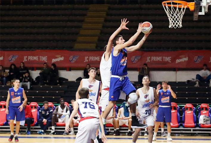Basket Serie C Gold, la Novipiù Campus Piemonte si riprende i punti ceduti in U18
