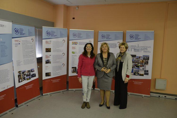 """NICHELINO – """"Abitare sostenibile"""", progetto dell'Erasmo in mostra a Restructura"""