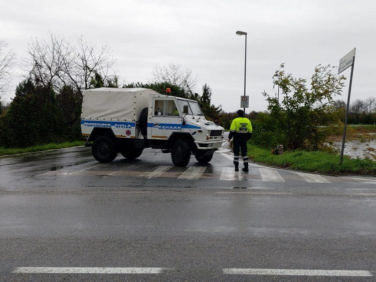 MONCALIERI – Restano chiusi per sicurezza alcuni sottopassaggi cittadini
