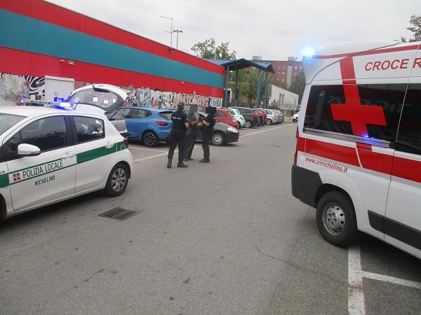 NICHELINO – Urtò un'auto in sosta: era ubriaco