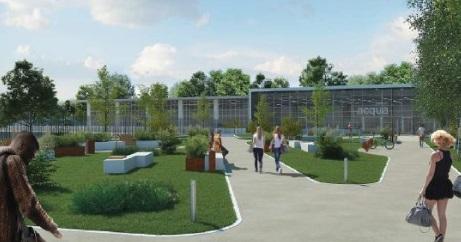 MONCALIERI – La nuova piscina: via ai lavori di costruzione a gennaio