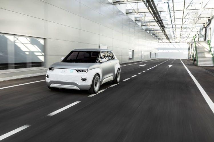 """Fiat Concept Centoventi riceve il Premio Speciale della Giuria del """"Trophées Argus 2020"""""""