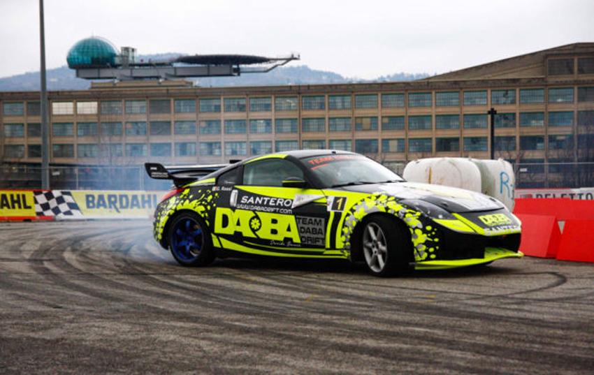 """Ad Automotoracing va in scena """"La Grande Sfida"""" tra i campioni di rally"""