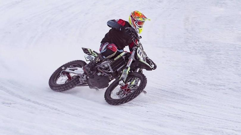 Torna l'Ice Trophy, per correre in moto sul ghiaccio