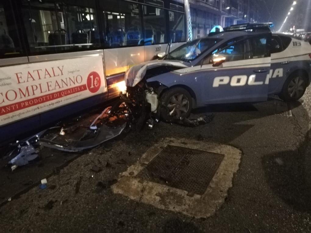 MONCALIERI – Inseguimento al cardiopalma a San Pietro con sei poliziotti feriti: il sindacato chiede una pena esemplare per il 39enne moncalierese arrestato
