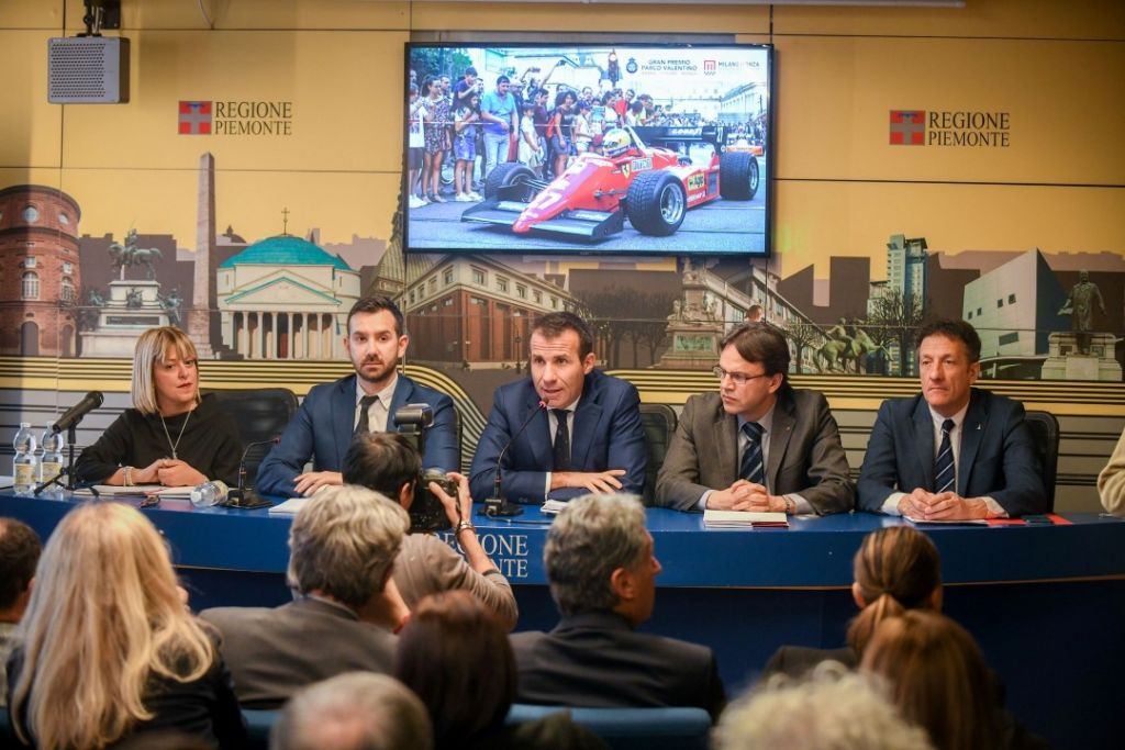 Confermato il ritorno del Gran Premio Parco Valentino dedicato alle supercar