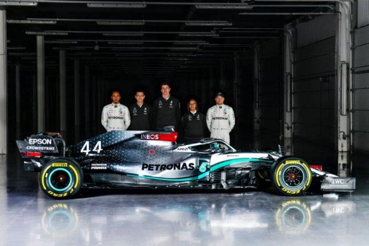 VILLASTELLONE – Petrinas presenta il nuovo Trackside Fluid Engineer per il Mercedes-AMG PETRONAS Formula One Team