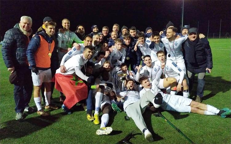Kamal Rizq al 115′ regala la Coppa Italia Eccellenza Regionale al Chisola
