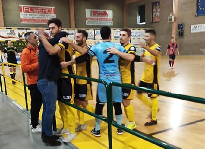 Serie B, a Caramagna succede di tutto tra Elledì e Videoton, decide Sandri nel finale