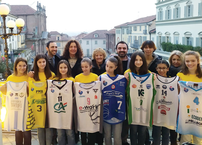 Presentate a Moncalieri le Final Eight di Coppa Italia di serie A2 femminile