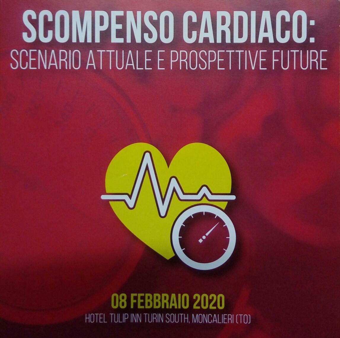 Scompenso cardiaco a Moncalieri tra realtà e futuro