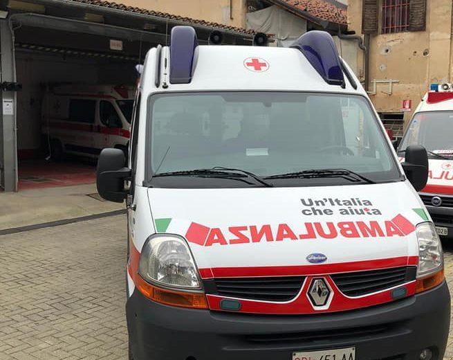 EMERGENZA CORONAVIRUS – La Croce Rossa di Poirino rischia lo stop. L'appello: mancano mascherine, tute e occhiali